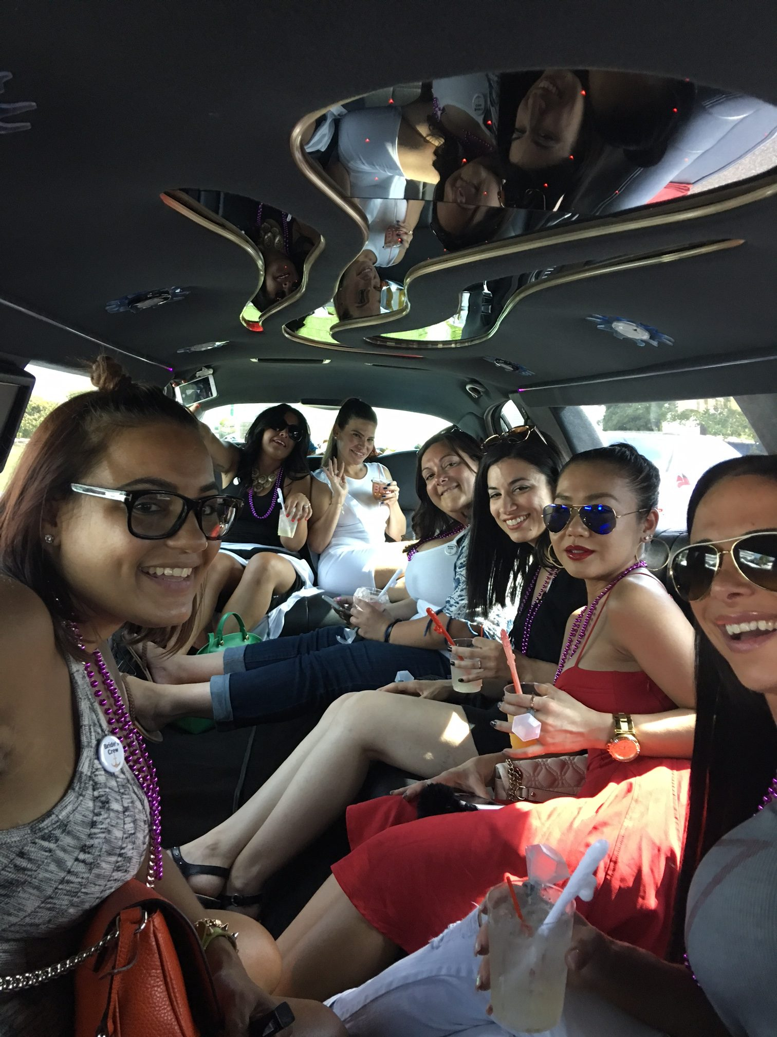ocean county limousine bachelorette party limo