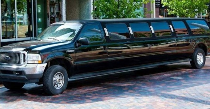 ocean county limousine 16-18 Passenger Excursion Stretch