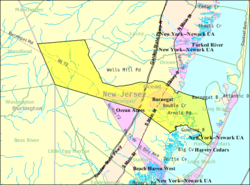 barnegat airport car service map