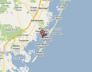 long beach island airport limo service map