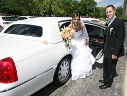 Wedding Limousine with preferred limousine of brick nj