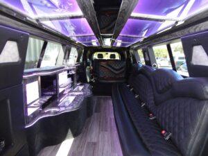 our fleet durango interior