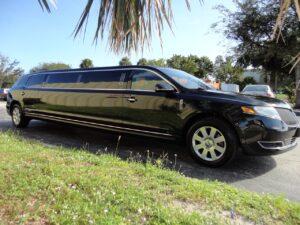 MKt Limousine fleet