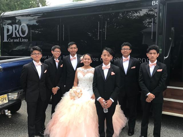 event limo service