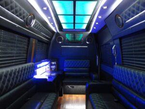 our fleet sprinter interior 2