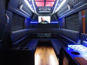 our fleet sprinter interior 1