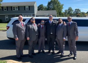 wedding limousine ocean county monmouth county