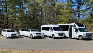 LIMOUSINE wine tour FLEET